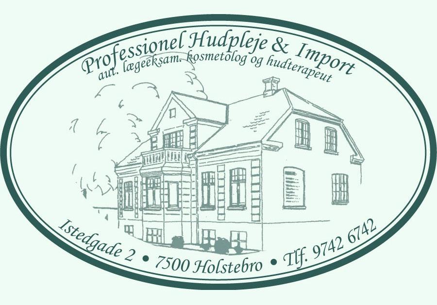 byroet i struer Professionel Hudpleje logo