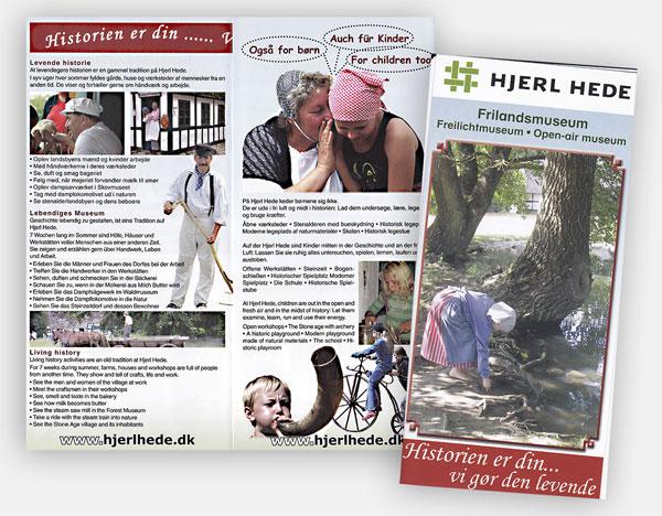 byroet i struer Brochure fra Hjerl Hede